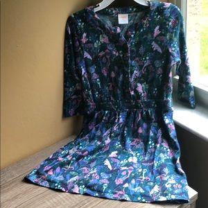 Mushroom fall 5T dress 👗